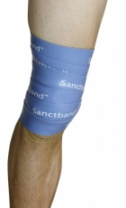 Flossband 5 cm x 2 m, 4er Set, Level 1 - 4