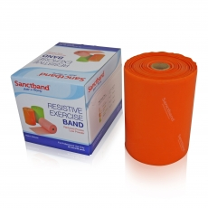 Gymnastikband, 45 m Rolle